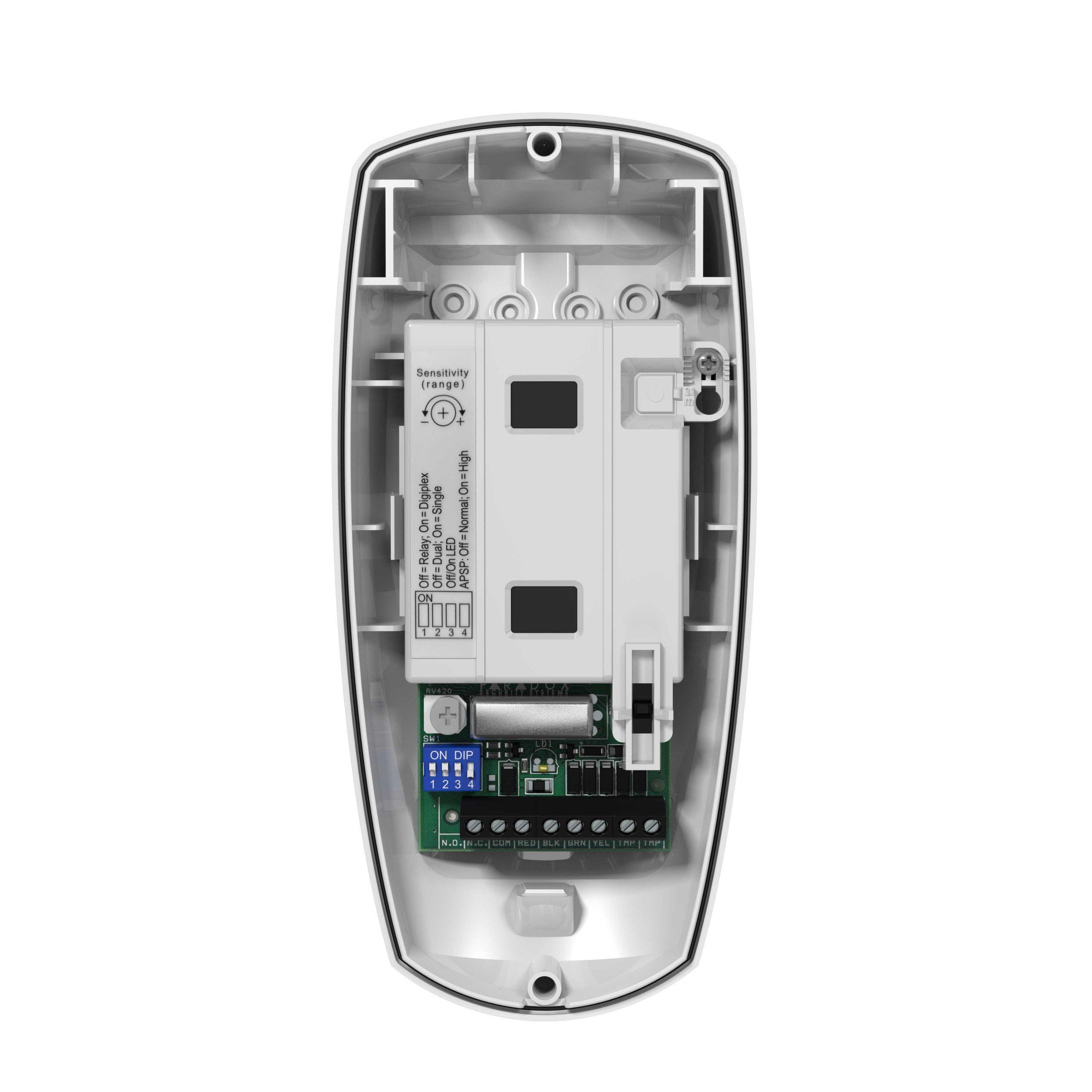 ماژول ردیاب حرکت دیجیتال با امنیت بالا در فضای بازسری DG85 پارادوکس