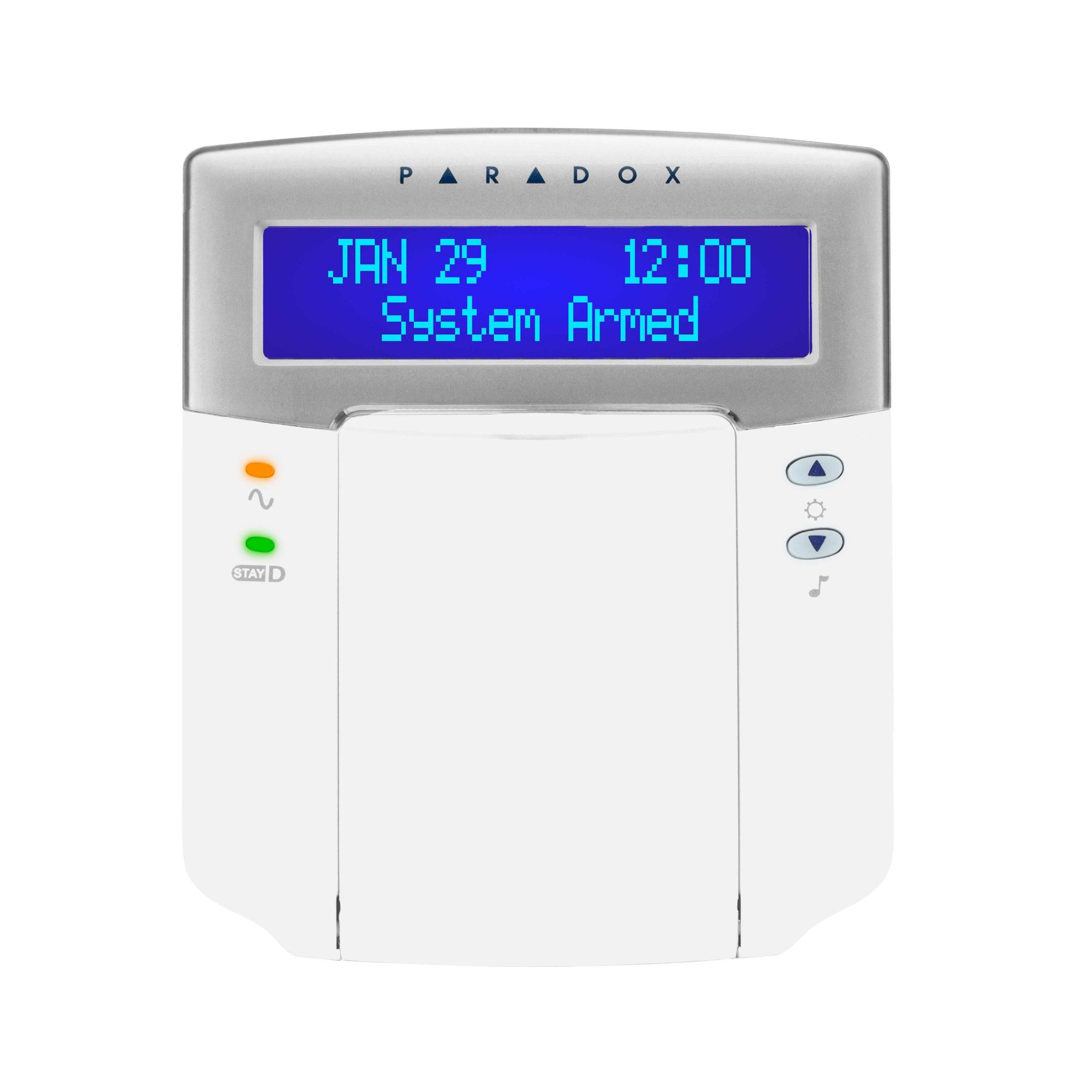 ماژول صفحه کلید LCD Hardwired LCDمدل K32LCD + 32- پارادوکس