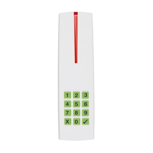 4 سیم بسته شده داخلی / فضای باز خواننده مجاور و صفحه کلید R915 (سابقا DGP-R915)پارادوکس